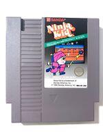 Ninja Kid ORIGINAL NINTENDO NES GAME Tested WORKING Authentic!