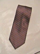 Classic Men Tie Necktie Vanheusen Cravate Homme 100% Polyester Made In Canada