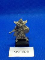 Warhammer Fantasy - Dark Elves - Black Guard Drummer - Metal WF503