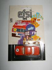 EFSI Toys RevWheels HOLLAND N° 407 BMW 2000 CS ORANGE N° 5 Neuve sous Blister