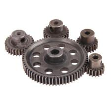 5pcs/Set Differential Main Metal Spur Motor Gear Kit RC Toys Parts for HSP Truck