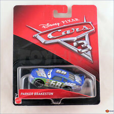 Disney Pixar Cars 3 - Parker Brakeston #60 N2O Cola racer - Mattel diecast car