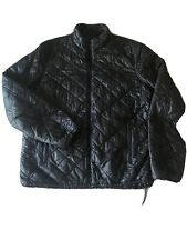 Barbour quilted navy mens Lightweight bomber jacket Medium