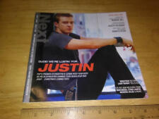 NeXT Magazine Lustin' For Justin Timberlake Cover/Feat & Justin For All Gay 2003