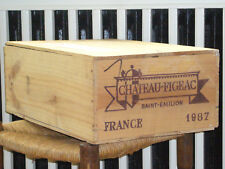 1987 Chateau Figeac, 12 x 0,75l in OHK!!! find this one!!!