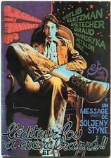 L'ECHO DES SAVANES 1ère SERIE N°8. 1974. MOEBIUS.