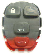 keyless remote key fob transmitter 4 button pad GM/L: 22733523 10305091 5252034