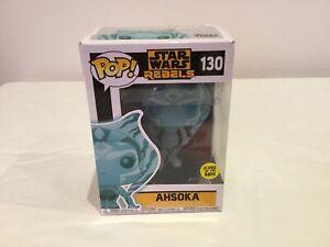 Ahsoka Rebels Funko Pop Vinyl #130 Star Wars #8784