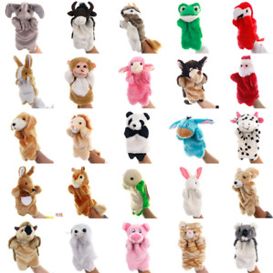 Lots Of Styles Kids Preschool Toys & Pretend Play Dolls Animal Puppets 25cm/10""