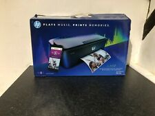 HP AMP 130 Three In One Inkjet Printer With Bluetooth Speaker & Ink T8X39B