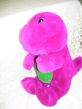 BARNEY THE DINOSAUR 1992 PLUSH