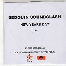 (EE135) Bedouin Soundclash, New Years Day - DJ CD