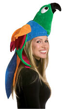 FUNNY WILD PARROT HAT TROPICAL BIRD ANIMAL MACAW COSTUME HAT CAP 2013