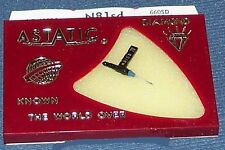 Astatic N81sd Stereo Phonograph Diamond Needle used in ASTATIC 361D 363 363D