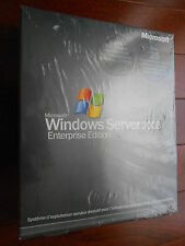 Windows Server 2003 Enterprise Edition French vision with 25 CAL , P72-00012