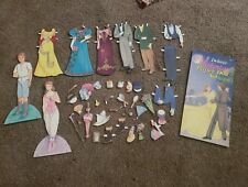 Deluxe Victorian Paper Doll Set. 1995