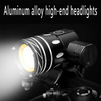 USB Rechargeable XML T6 LED Bicycle Bike Light Front Cycling Light Head Lamp Z