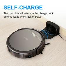 Ilife A4S Smart Vacuum Cleaner Cordless Auto Self-recharging Cleaning Robot Hot
