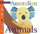 NEW Alphaprints Australian Animals by Roger Priddy Children's Book EXP SHIPPING