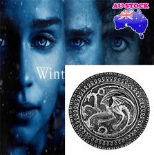 Wholesale Game Of Thrones Targaryen Dragon Badge Round Brooch Jewelry