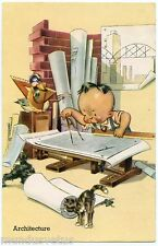 HUMOUR.  ANIMAUX.  CHAT. CAT. HUMOR. COMIC. HUMOR. ARCHITECTURE. ENFANT. CHILD