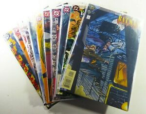 DC BATMAN CHRONICLES (1995) #1 2 3 4 5 8 9 10 12 14 16 VF to VF/NM Ships FREE!