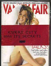 JENNIFER ANISTON NEARLY NUDE Vanity Fair Magazine 9/05 DITA VON TEESE SEALED
