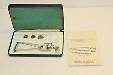 Vintage Lawton Surgical Instrument Schioetz Tonometer In Box