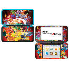 Pokemon Tournament DX - Nintendo 2DS XL Skin Decal Sticker Vinyl Wrap