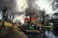 PHOTO  1992 FLEET BASINGSTOKE CANAL THE CANAL WAS STILL BEING RESTORED AND DREDG
