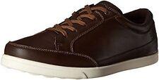Nunn Bush Men's Bernie Oxford Memory Foam Brown Casual Shoes Men Size 10 M NEW