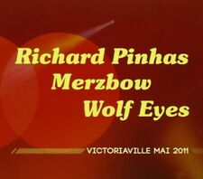 Wolf Eyes - Victoriaville Mai 2011 [New CD]