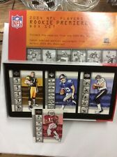 2004 Upper Deck NFL Players Rookie Premiere Box Set