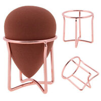 1PC Makeup Powder Puff Blender Storage Rack Egg Sponge Drying Stand Holder