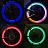 Safety  LED Light Lamp Bike Bicycle Cycling Wheel Spoke Tire Tyre Red White Blue