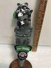 Parallel 49 Trash Panda beer tap handle. Canada