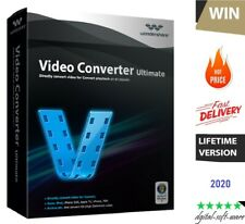 WONDERSHARE VIDEO CONVERTER ULTIMATE 11 🔥Full Version🔥 Fast Delivery ✅Lifetime