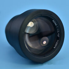1pcs Used KOWA 67MM 1:1.2 Large aperture Industrial lens Special lens