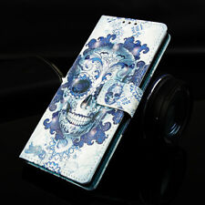For Samsung Galaxy A10s A20s A40 A60 A80 M40PU Leather Magnetic Flip Wallet Case