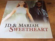Mariah Carey - Sweetheart - UK 2trk Promo Only Cd Single,Card Sleeve,Super Rare.