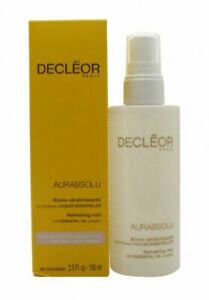 Decleor Aurabsolu Refreshing Mist With Essential Oil Complex 100ml - New & Boxed