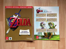 The Legend Of Zelda Ocarina Of Time Prima Official Strategy Guide