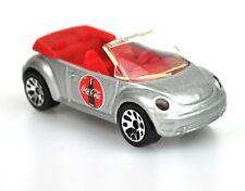 COCA-COLA COLA COCHES MODELOS DIE-CAST CAR MATCHBOX VW ESCARABAJO NEW BEETLE