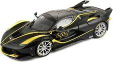 Bburago LaFerrari FXX K Singnature (schwarz, Maßstab 1:18) Modellauto Ferrari