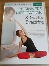 Beginners Meditation & Mindful Stretching with Nadia Narain DVD Savasana
