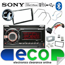 Sony Car Stereos & Head Units for Vauxhall