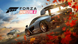 Forza Horizon 4  PC  [Read DESCRIPTION]