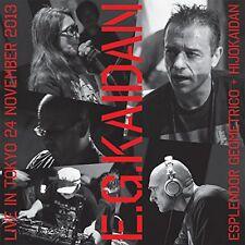 Splendeur geometrico + Hijokaidan E. G. Kaidan LP vinyl 2015 ltd.500