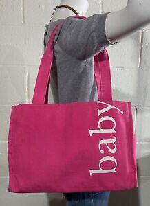Kate Spade New York PINK Baby Tote Bag w/ Changing Pad