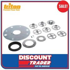Triton Template Guide Kit 12 Piece TGA250